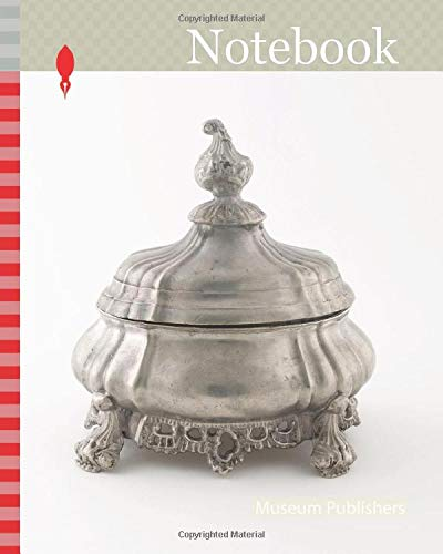 Notebook: Tobacco Box, c. 1760, Netherlands, Netherlands, Pewter