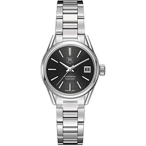 Tag Heuer WAR2410.BA0770–Armbanduhr Damen, Armband aus Edelstahl Farbe Silber