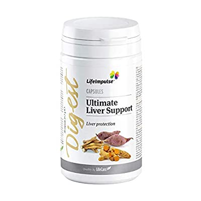 Life Impulse® Ultimate Liver Support - Hepatoprotector