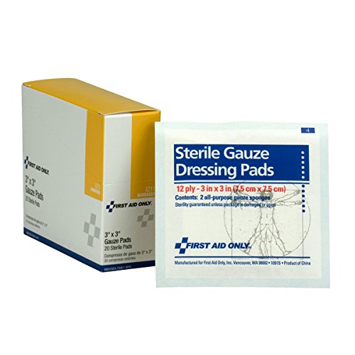 First Aid Bandaging Pads