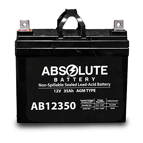 Absolute Battery AGM Gel Golf Cart Battery