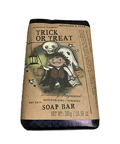 Asquith & Somerset (Trick or Treat Moisturizing Soap Bar Ghosts and Va)