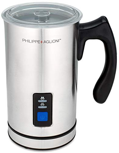 MatchaDNA Premium Milk Steamer & Frother Jug | Automatic...