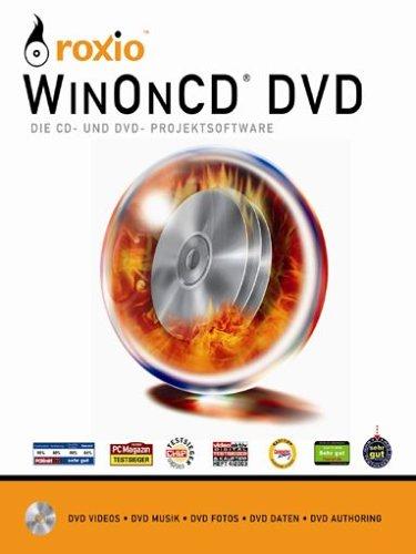 WinOnCD 6 DVD-Edition Neu (mit DVD-Authoring)