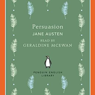 Persuasion                   By:                                                                                                                                 Jane Austen                               Narrated by:                                                                                                                                 Geraldine McEwan                      Length: 6 hrs and 9 mins     8 ratings     Overall 3.8