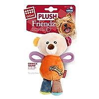ギグウィ (GiGwi) 犬用おもちゃ プラッシュフレンズ パフィーアニマル ベアー