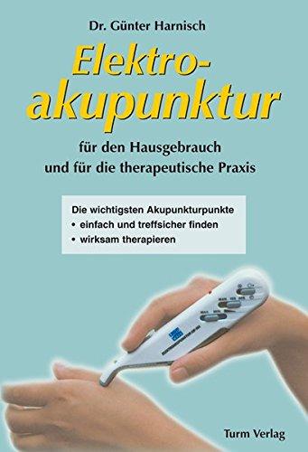 Elektroakupunktur für den Hausgebrauch und die therapeutische Praxis