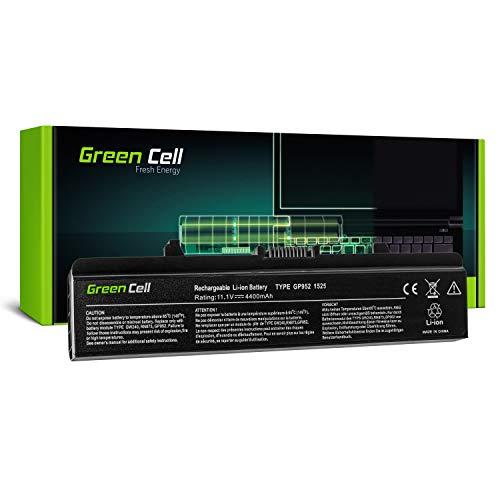 Green Cell® Standard Serie GW240 Batería para DELL Inspiron 1525 1526 1545 1546 Ordenador (6 Celdas 4400mAh 11.1V Negro)