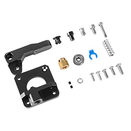 2020 New Version Creality Upgraded Black All Metal MK-8 Feeder Extruder for Creality Ender 3/3 Pro/Ender 5/Cr-10 /Cr-10S/Cr-20/Cr-20 Pro