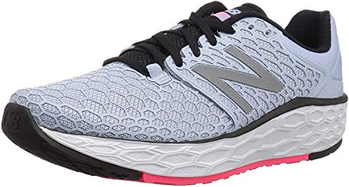 New Balance Women's Vongo V3 Fresh Foam Running Shoe, Light Blue, 9 B US