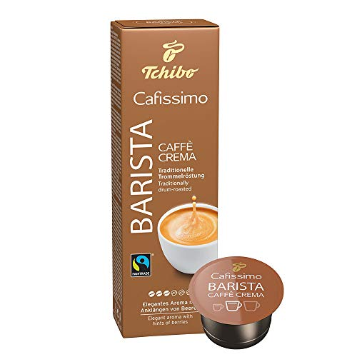 Tchibo Cafissimo Barista Caffè Crema Kapseln (10 Stück)