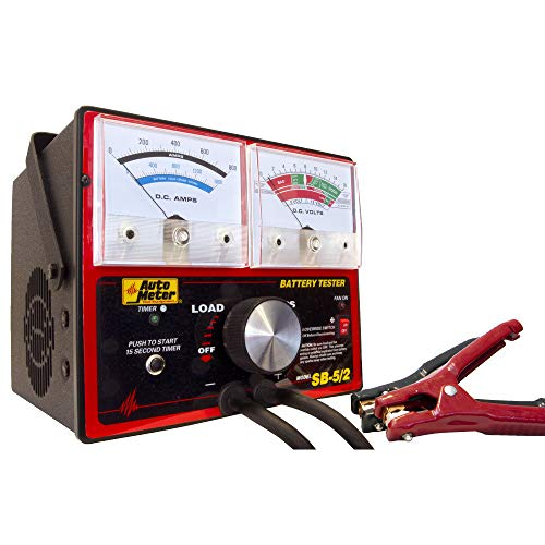 New Auto Meter SB-5/2 800 Amp Variable Load Battery/Electrical System Tester