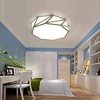 WEM リビングルーム、ベッドルームの天井のライトは、Ledラウンドシーリングライトリモコンランプリビングルームの装飾ランプ,ホワイト・ライト