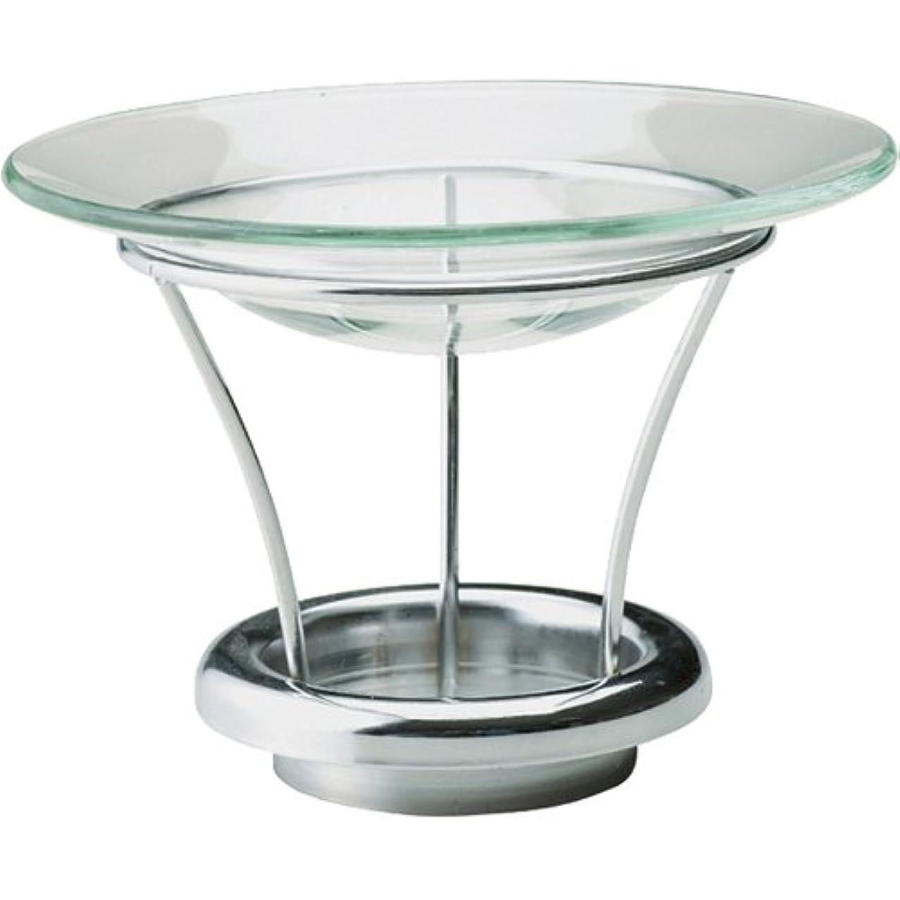 ヒューズ飢饉温度計カメヤマキャンドルハウス シルエットグラス用アロマウォーマーキット