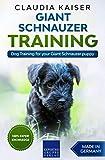 Giant Schnauzer Training: Dog Training for your Giant Schnauzer puppy
