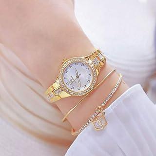 JINN-Women's Watches - Top Sale Women Watches Shining Diamond Rhinestone Luxury Quartz Watch Fashion Ladies Waterproof Wri...