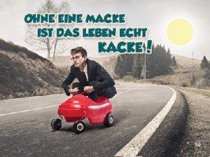3D Depesche Postkarte mit lustigem Motiv 059