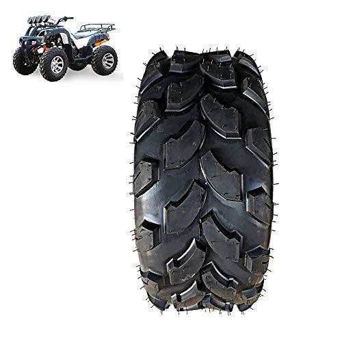 Neumáticos para scooter eléctrico, s, neumáticos sin cámara para todo terreno de 8 pulgadas 19X7-8, patrón de neumático antideslizante grueso resistente al desgaste, adecuado para neumáticos modificad