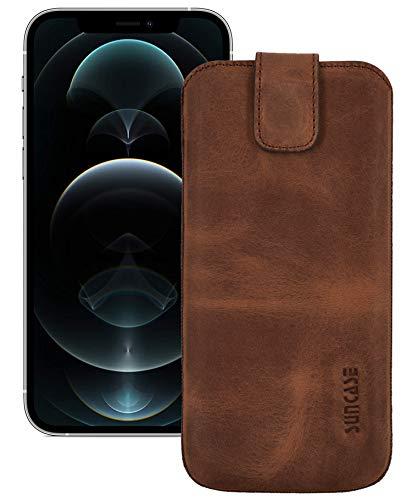 Suncase Etui Tasche kompatibel mit iPhone 13 Pro Max (6.7