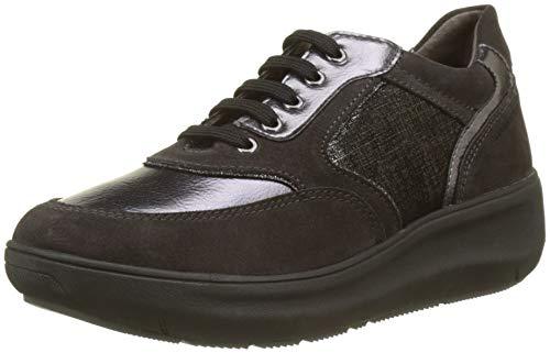 Stonefly Rock 1 Velour, Zapatos de Cordones Oxford para Mujer