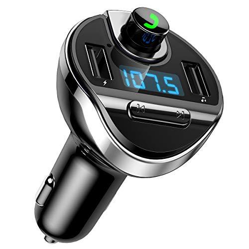 Criacr Transmetteur FM Bluetooth