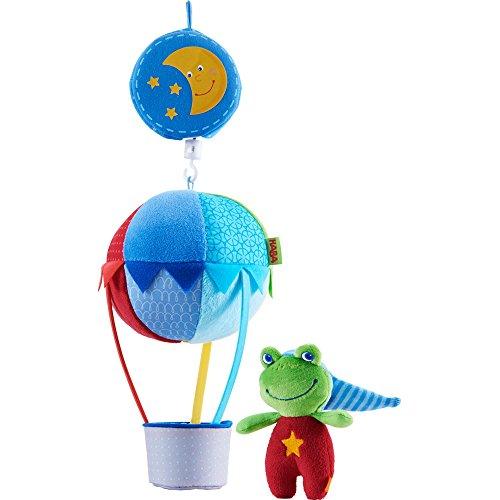 Haba 303396 - Spieluhr Frosch auf Traumreise