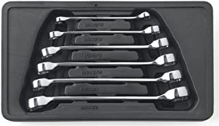 GEARWRENCH 6 Pc. Flare Nut SAE Wrench Set - 81907