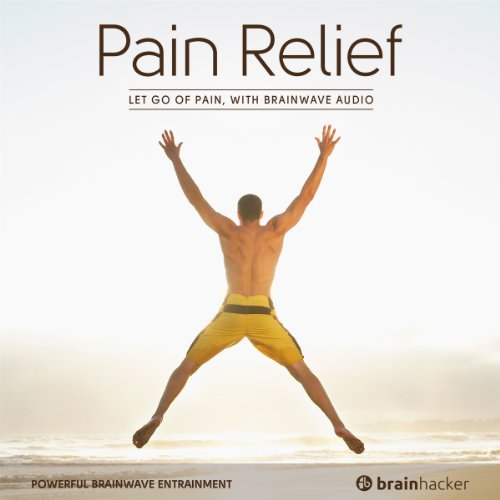 Pain Relief Session audiobook cover art