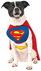 Superman Costumes For Dogs