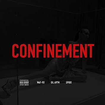 Confinement (feat. Gil Arym, Spido)