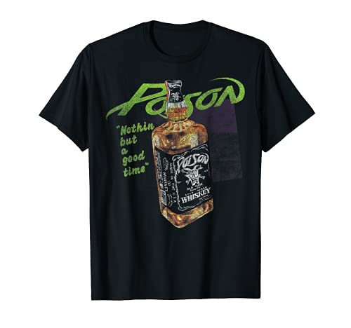 Poison - Nothin But A Good Time T-Shirt