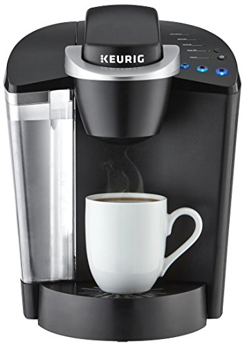 Keurig K-Classic Coffee Maker with Coffee Lover's 40 count K-Cup Pods Variety Pack, Black