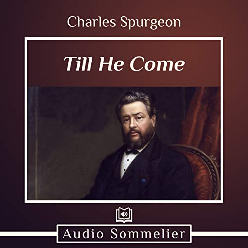 Till He Come audiobook cover art
