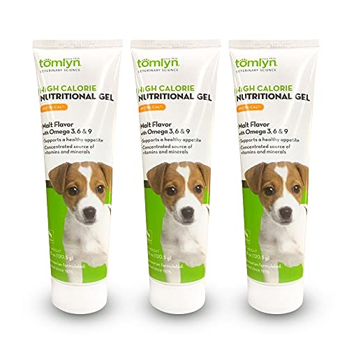 Top 10 best selling list for high calorie supplement for dogs petsmart