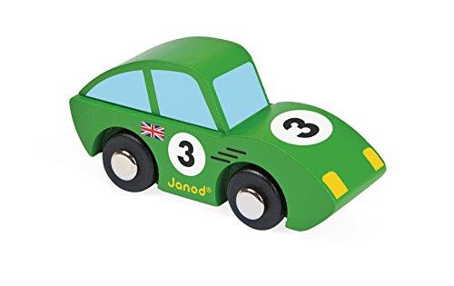 Janod - J08546 - Story Racing Roadster Bois (2 modèles aléatoires)