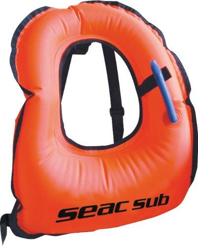Giubotto Salvagente Seac Snorkeling Vest