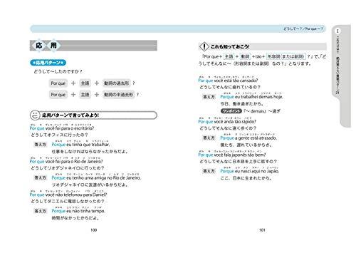 CDBOOKたったの72パターンでこんなに話せるポルトガル語会話(アスカカルチャー)