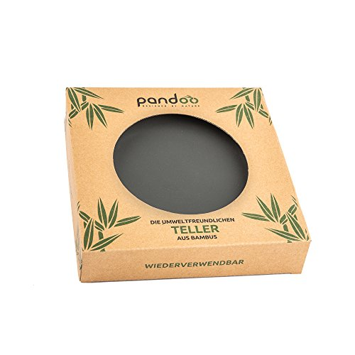pandoo -   Bambus Teller