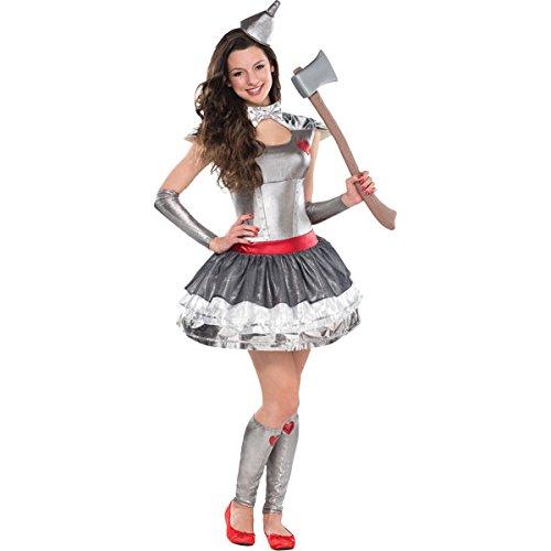 amscan 999452 Mädchen Kostüm 12-14 Jahre
