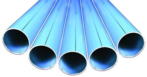 B9–00065–jralutube2222mm Tube O/D–Aluminium Tube–Blau puder C