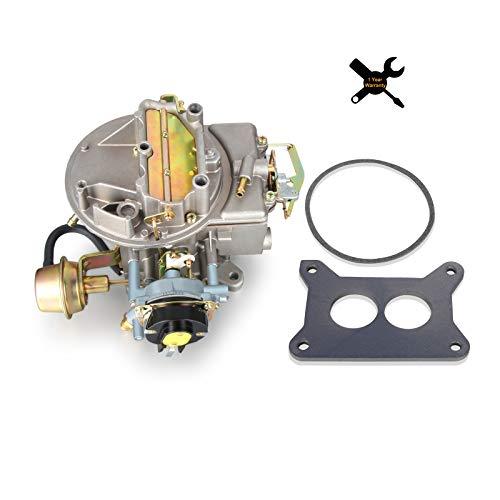 G Madlife Garage 2100 A800 Carburetor Carb For Ford 289 302 351 Cu Jeep Wagoneer 1964-1978 Engine 360 Cu