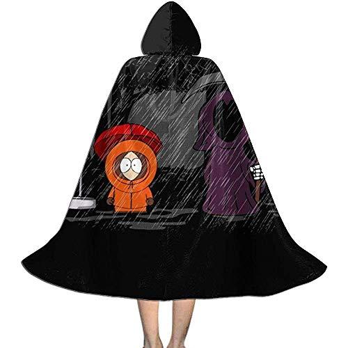 Niet van toepassing volwassen mantel mantel, unisex cosplay rol kostuums, capuchon cape, mijn buurman dood South Park Studio Ghibli vampier mantel, halloween partij decoratie bovenkleding, wizard mantel