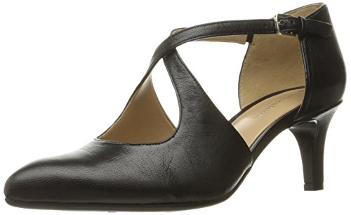 Naturalizer Women's Okira Dress Pump, Black, 8 M US