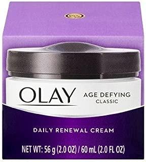 OLAY Age Defying Classic Daily Renewal Cream 2 oz