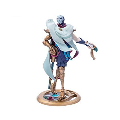 early morning League of Legends LOL, Figura de tamaño Mediano de Jhin, Modelo de Juguete Summoner'S Canyon