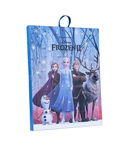 SIX Frozen Adventskalender mit kindgerechten Schmuckstücken (371-058)