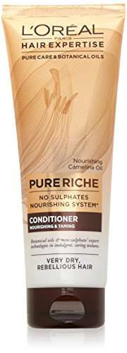 L'Oréal Hair Expertise Riche Taming Conditioner, 250 ml