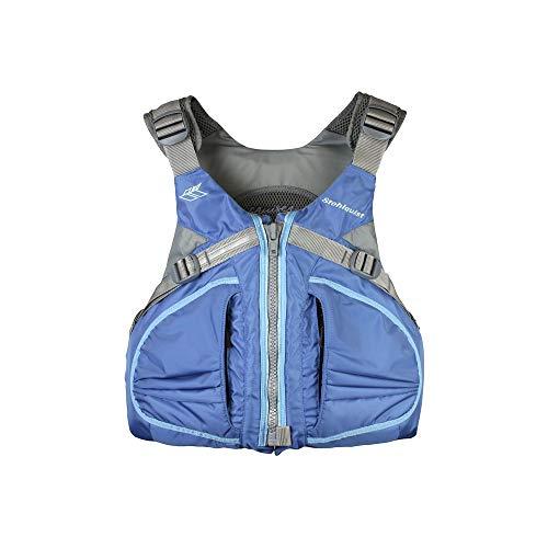 Stohlquist Women's Cruiser Lifejacket (PFD)-PowderBlue-XS/S