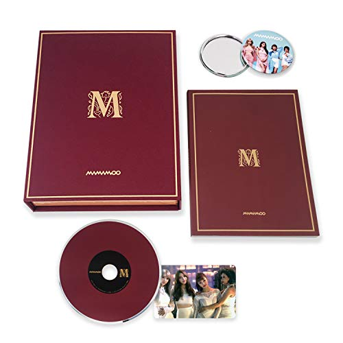 MAMAMOO 4th Mini Album - [ MEMORY ] CD + Photobook + Photocard + FREE GIFT / K-POP Sealed