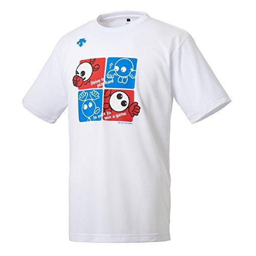 デサント バボちゃん半袖プラクティスシャツ 18FW DVULJA58